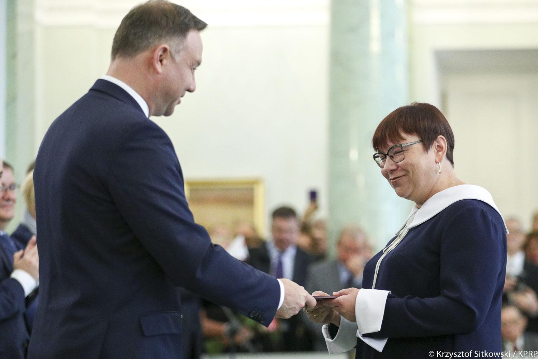 Nominacja profesorska Prof. Urszuli Foryś