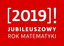 2019 – ROK MATEMATYKI